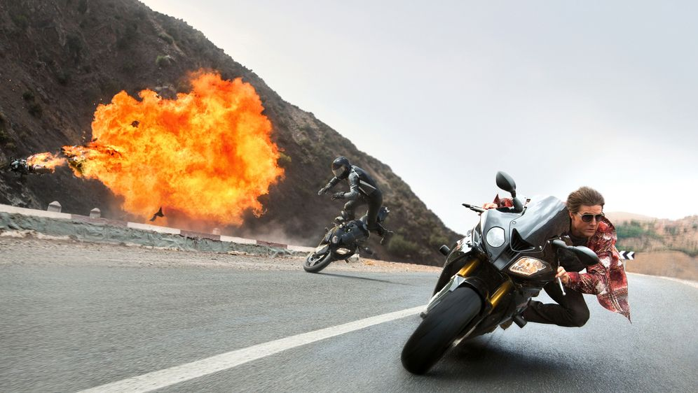 Mission: Impossible - Rogue Nation - Bildquelle: Bo Bridges 2015 PARAMOUNT PICTURES. ALL RIGHTS RESERVED.