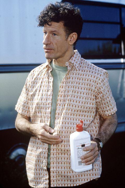 Dizzys Vater Bear (Lyle Lovett) kann die Probleme seines Sohnes einfach nicht verstehen ... - Bildquelle: Senator Film