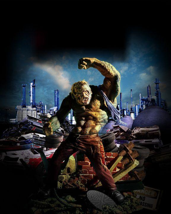 Genmanipulation und ihre Folgen: Teenage Caveman ... - Bildquelle: 2004 Sony Pictures Television International. All Rights Reserved.