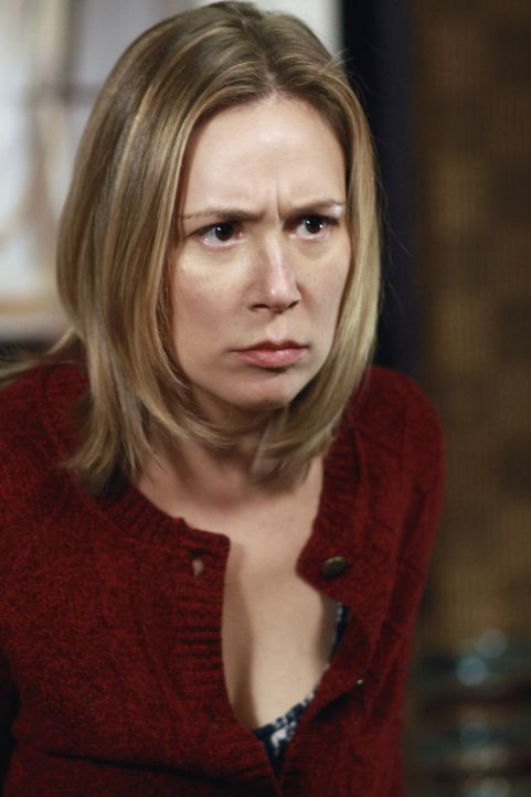 Sheldon behandelt Andi (Liza Weil) und bringt dadurch ihre andere Persönlichkeit zum Vorschein, die nicht möchte, dass ihre Schwester Lara wegzieh... - Bildquelle: ABC Studios