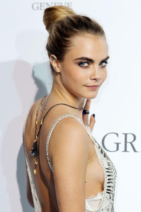 Cannes-Filmfestival-Cara-Delevingne-140520-1-AFP - Bildquelle: AFP