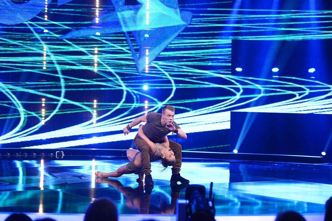 Got-To-Dance-Kim-Alex-12-SAT1-ProSieben-Willi-Weber - Bildquelle: SAT.1/ProSieben/Willi Weber
