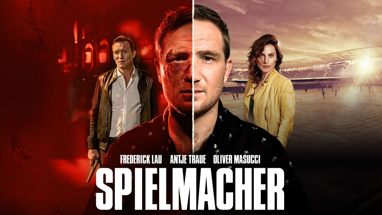 Spielmacher - Artwork - Bildquelle: 2018 Frisbeefilms GmbH & Co. KG / Cine Plus Filmproduktion GmbH / Warner Bros. Entertainment GmbH. All rights reserved.