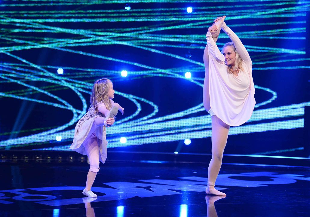 Got-To-Dance-Volteggiare-01-SAT1-ProSieben-Willi-Weber - Bildquelle: SAT.1/ProSieben/Willi Weber
