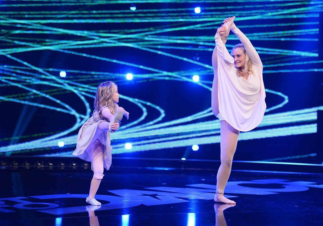 Got-To-Dance-Volteggiare-01-SAT1-ProSieben-Willi-Weber - Bildquelle: SAT.1/ProSieben/Willi Weber