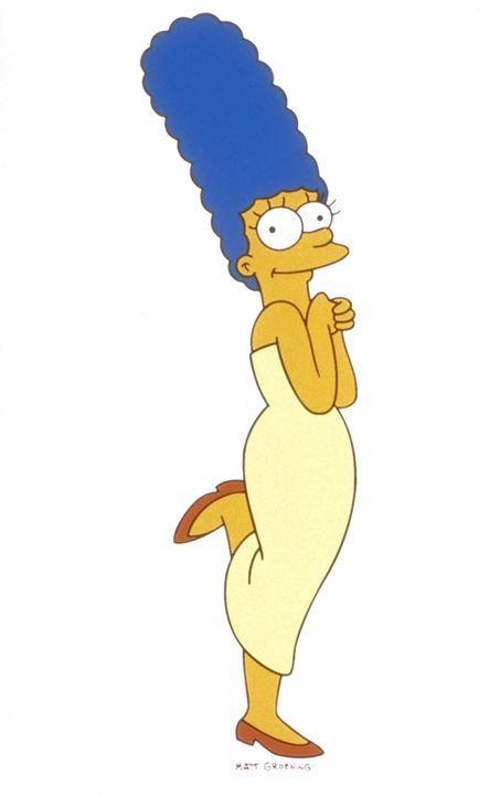 (10. Staffel) - Immer um Anstand und Sitte in der chaotischen Familie bemüht: Mutter Marge. - Bildquelle: und TM Twentieth Century Fox Film Corporation - Alle Rechte vorbehalten