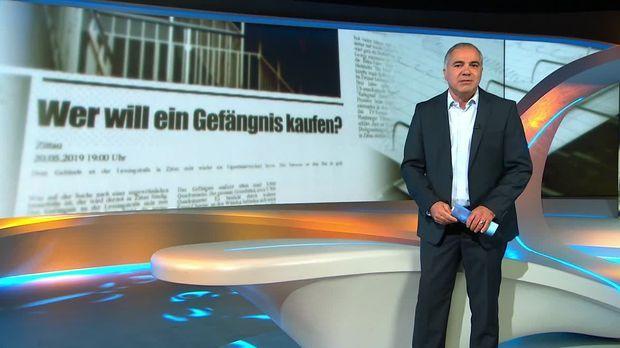 Galileo - Galileo - Freitag: Warum Man In Zittau Ein Gefängnis Kaufen Kann