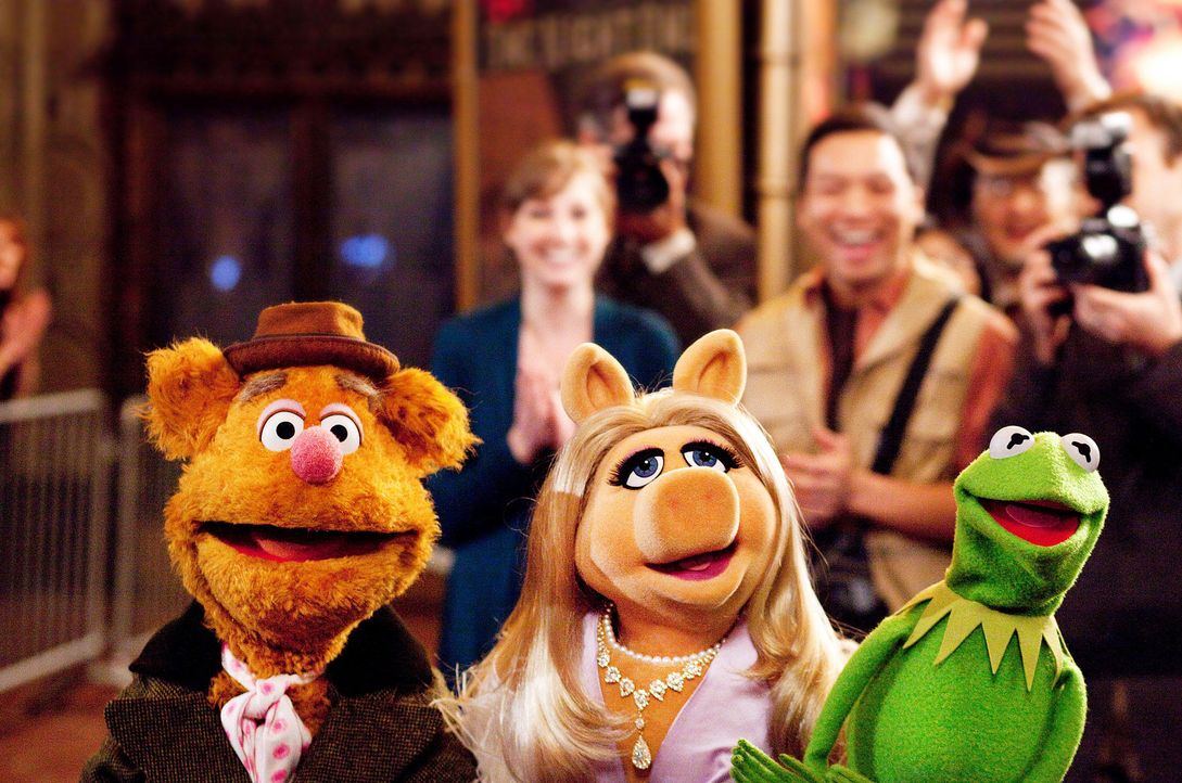 muppets-14-disney-enterprises-incjpg 1900 x 1260 - Bildquelle: Disney Enterprises Inc.
