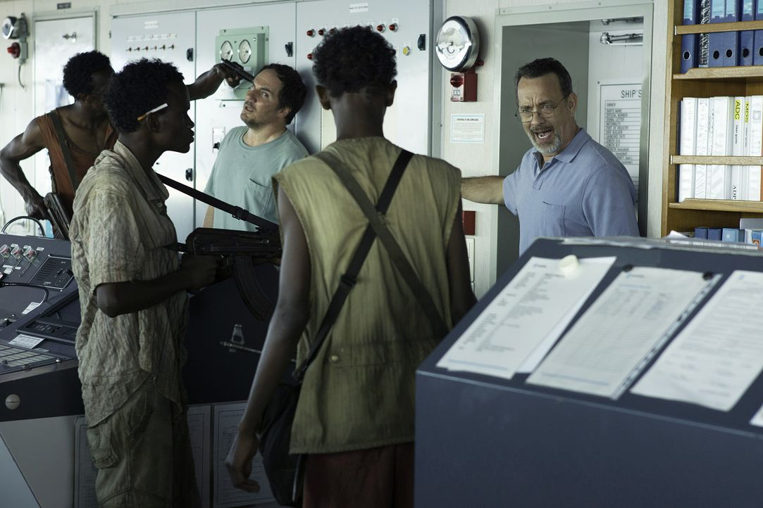 Captain-Philips-06-Sony-Pictures-Releasing-GmbH  - Bildquelle: Sony Pictures Releasing GmbH
