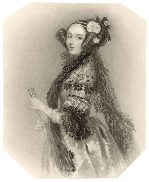 Ada Lovelace - Algorithmus (1843) - Bildquelle: Picture Alliance/ Mary Evans Picture Library