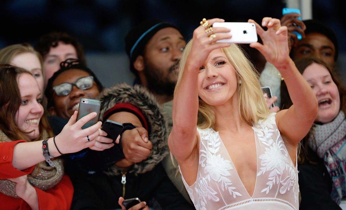 BRIT-Awards-Ellie-Goulding-15-02-25-dpa - Bildquelle: dpa