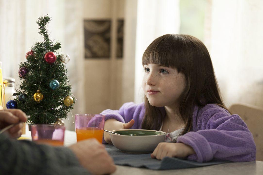Die kleine Noel (Kennedi Clements) kann Weihnachten kaum noch abwarten. Sie möchte das Fest dieses Jahr gemeinsam mit Vater Larry, Mutter Trish und... - Bildquelle: 2014 Twentieth Century Fox Film Corporation. All rights reserved.