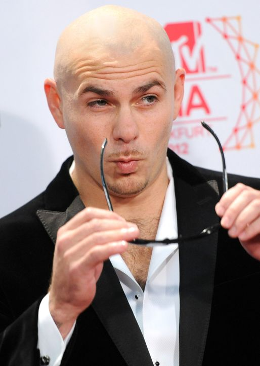 Pitbull-Teen-Choice-Awards-12-11-11-dpa - Bildquelle: dpa