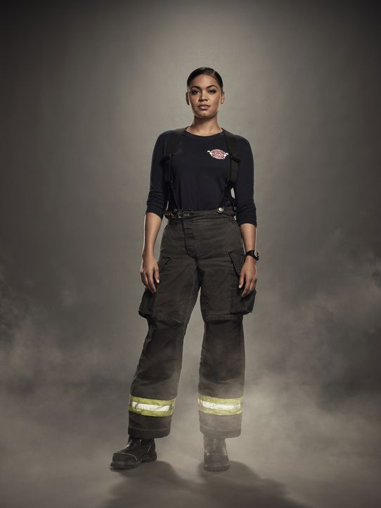 (4. Staffel) - Victoria Hughes (Barrett Doss) - Bildquelle: Justin Stephens 2020 American Broadcasting Companies, Inc. All rights reserved. / Justin Stephens