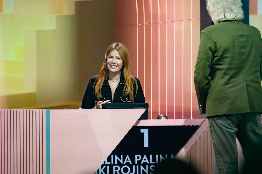 Palina Rojinski - Bildquelle: Claudius Pflug ProSieben / Claudius Pflug