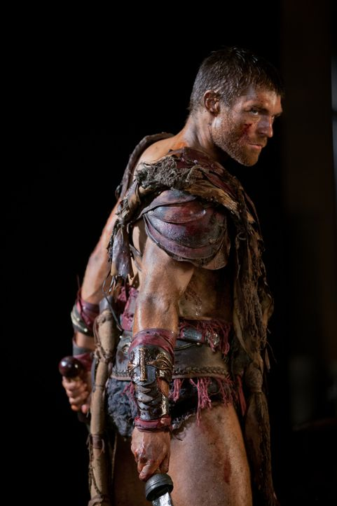 Seit der Ermordung seiner Frau sinnt Spartacus (Liam McIntyre) nur noch auf Rache. Inzwischen ist seine Truppe entflohener Sklaven zu einer Armee he... - Bildquelle: 2013 Starz Entertainment, LLC.  All Rights Reserved