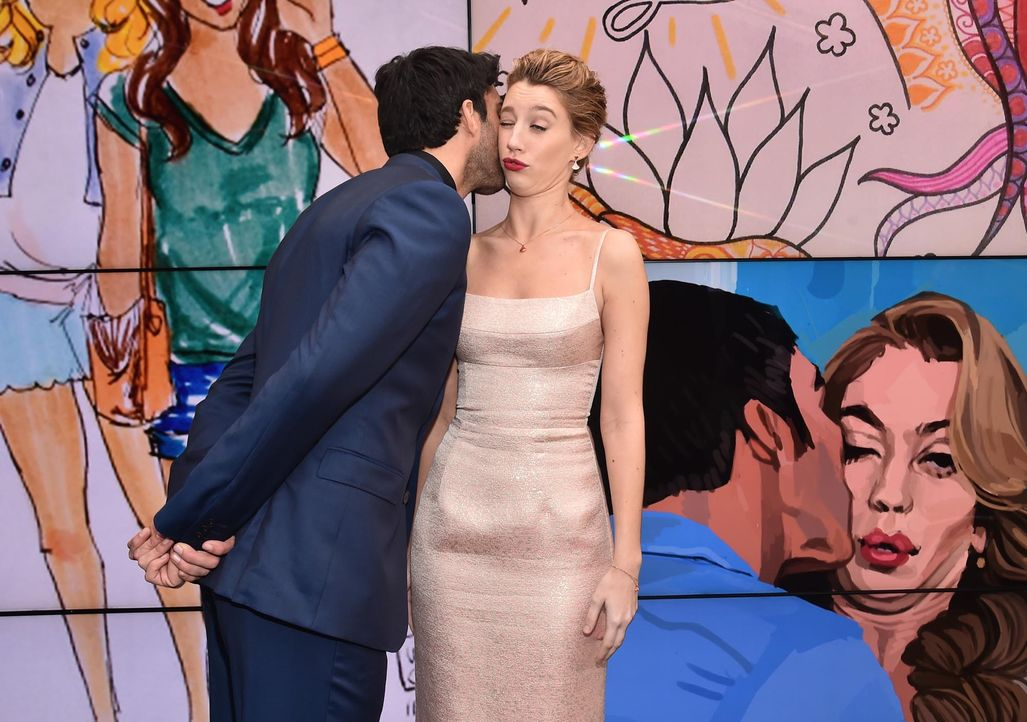 Critcs-Choice-Awards-160117-Justin-Baldoni--Yael-Grobglas-getty-AFP - Bildquelle: getty-AFP