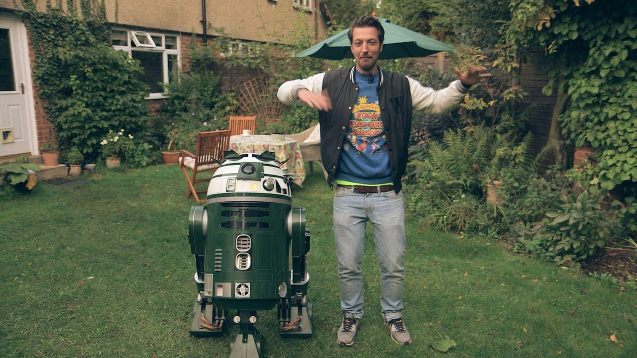 """Millionen Fans haben darauf gewartet: Der neue """"Star Wars""""-Film """"Die dunkle Macht"""" startet weltweit in den Kinos. Thilo Mischke blickt im """"Galileo E... - Bildquelle: ProSieben"""