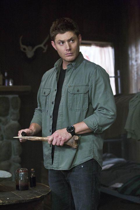 Mit seiner Intuition kann Dean (Jensen Ackles) das ein oder andere Blutvergießen vermeiden. Doch nicht immer liegt er richtig ... - Bildquelle: Warner Bros. Television