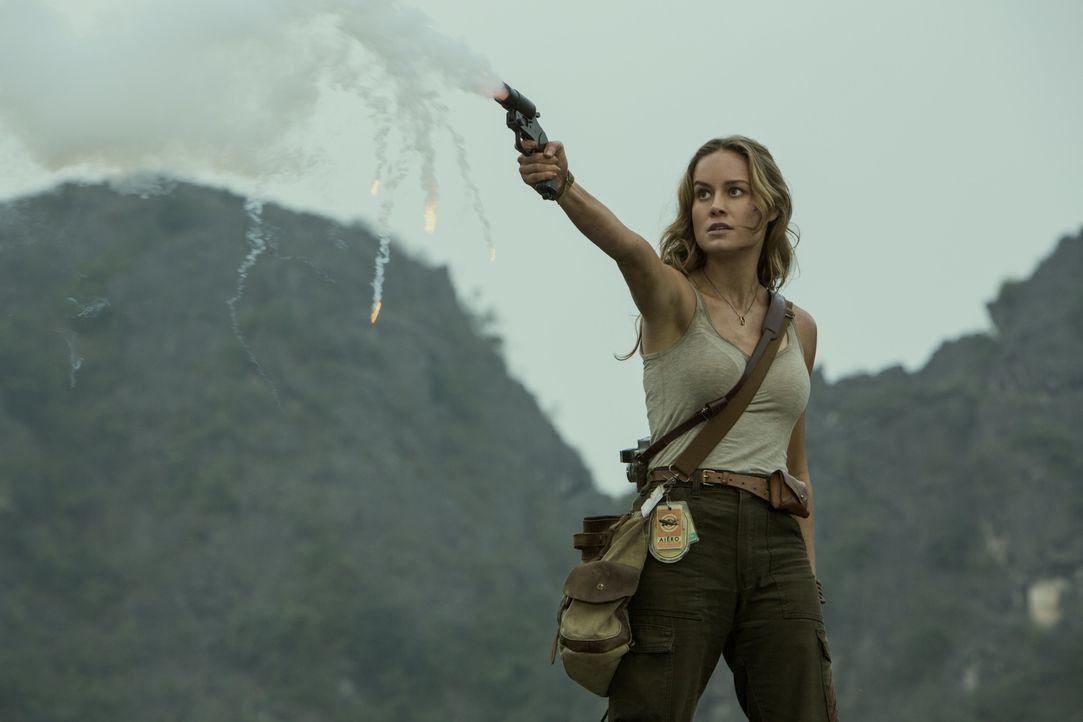 Mason Weaver (Brie Larson) - Bildquelle: Warner Bros.