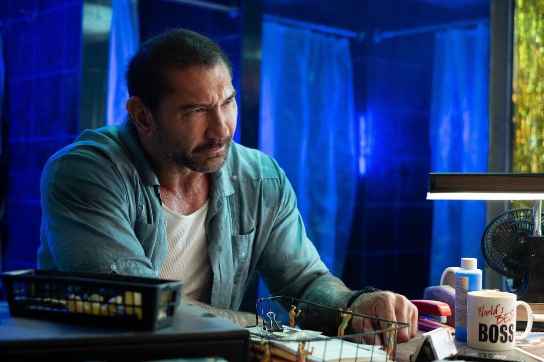 Vic Manning (Dave Bautista) - Bildquelle: Mark Hill 2019 Twentieth Century Fox Film Corporation.  All rights reserved. / Mark Hill