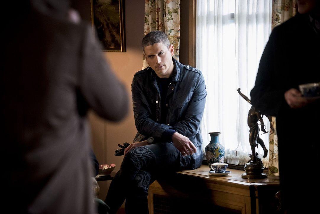 Snart (Wentworth Miller) versucht verzweifelt, mehr über Rip und seine Vergangenheit zu erfahren, doch die Umstände die es ihm schließlich ermöglich... - Bildquelle: 2015 Warner Bros.