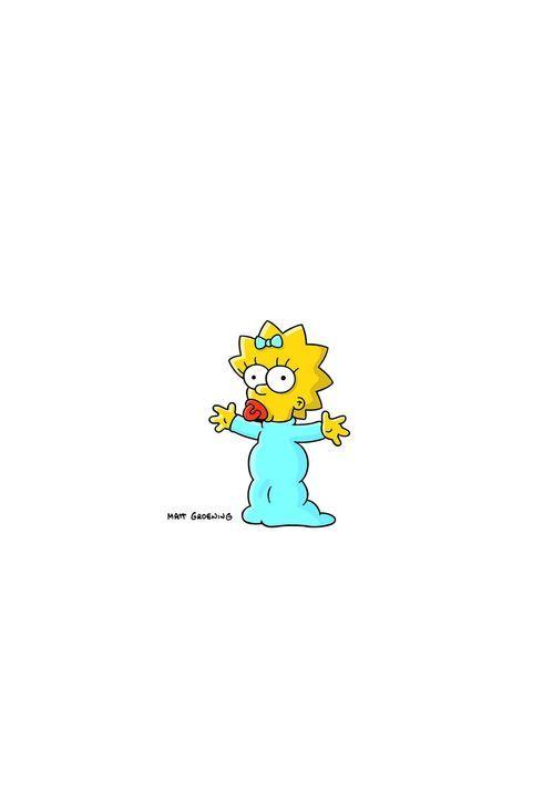 (19. Staffel) - Das Nesthäkchen der Simpsons: die kleine Maggie. - Bildquelle: und TM Twentieth Century Fox Film Corporation - Alle Rechte vorbehalten