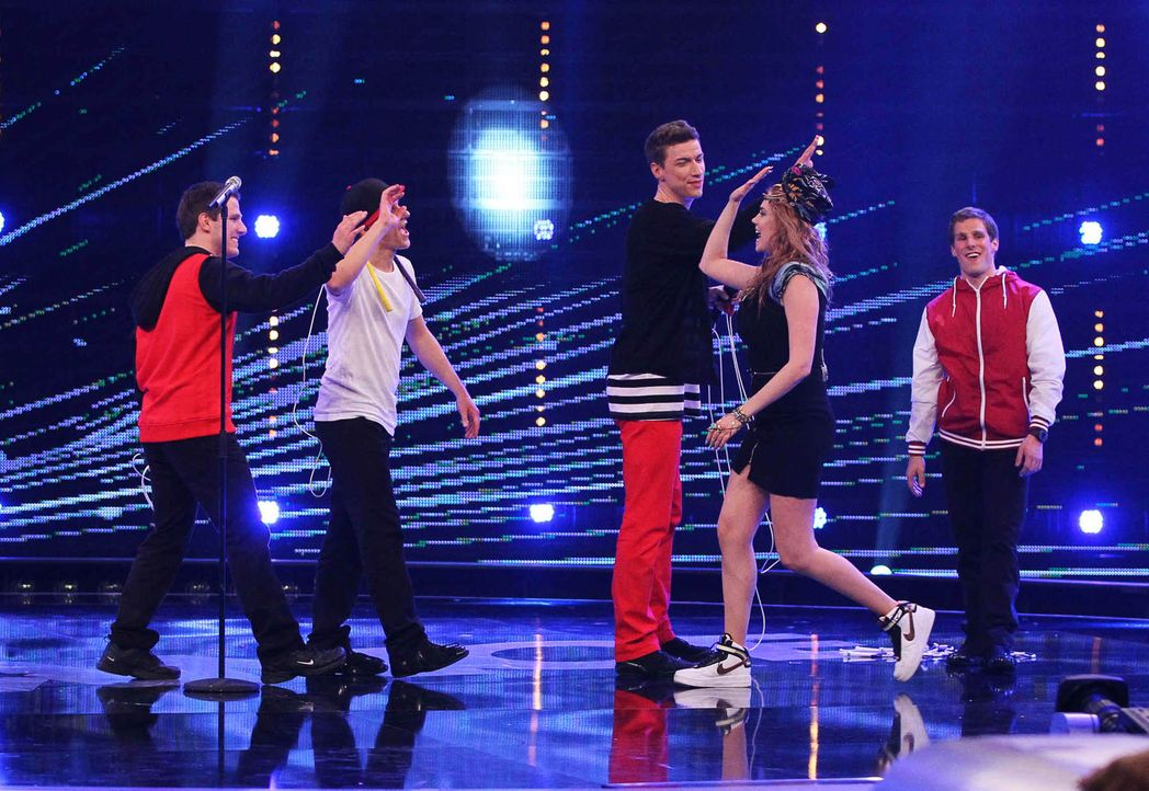 Got-To-Dance-International-Show-Team-10-SAT1-ProSieben-Guido-Engels - Bildquelle: SAT.1/ProSieben/Guido Engels