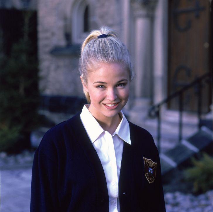 Cherie Claymon (Keri Lynn Pratt) ahnt nicht, dass sie sich eine unnachgiebige Feindin zugezogen hat ... - Bildquelle: 2005 Sony Pictures Television International. All Rights Reserved.