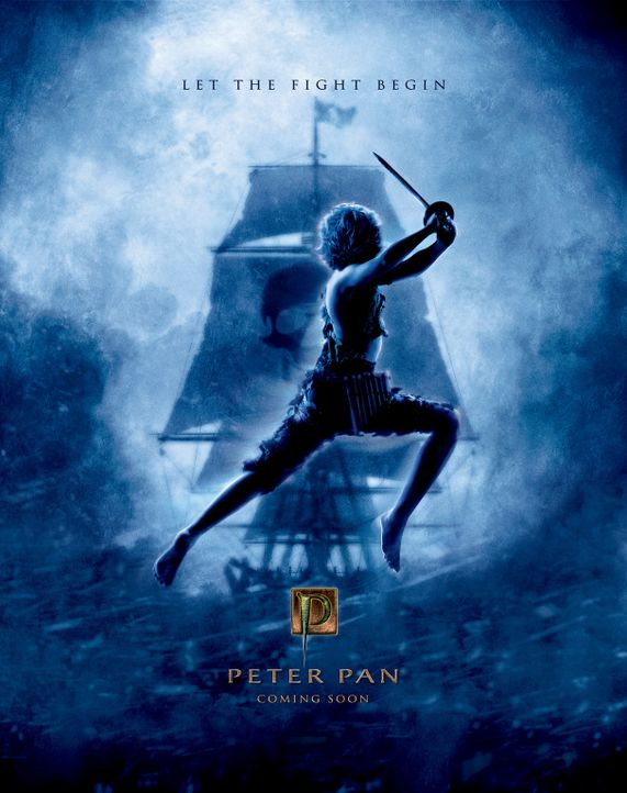 Abenteuer, Schwertkämpfe und Zauberei: Peter Pan (Jeremy Sumpter) ... - Bildquelle: 2004 Sony Pictures Television International. All Rights Reserved.