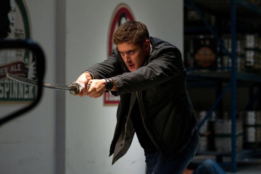 Steht vor einer schwierigen Aufgabe: Dean (Jensen Ackles) ... - Bildquelle: Warner Bros. Television
