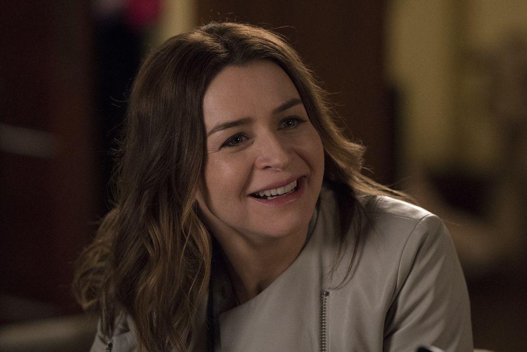 Dr. Amelia Shepherd (Caterina Scorsone) - Bildquelle: Mitch Haaseth ABC Studios/Mitch Haaseth