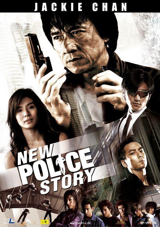 New Police Story - Plakatmotiv - Bildquelle: E.M.S.