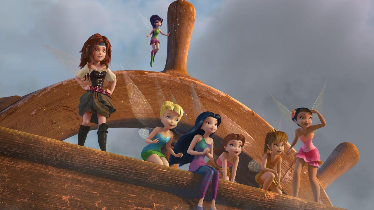Tinkerbell_und_die_Piratenfee_2014_Disney_Enterprises-Inc_12 - Bildquelle: ?2014 Disney Enterprises, Inc. All Rights Reserved.