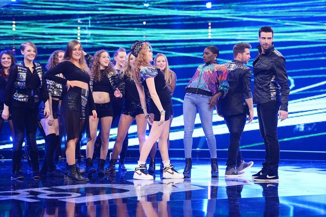 Got-To-Dance-Diced13-15-SAT1-ProSieben-Willi-Weber - Bildquelle: SAT.1/ProSieben/Willi Weber