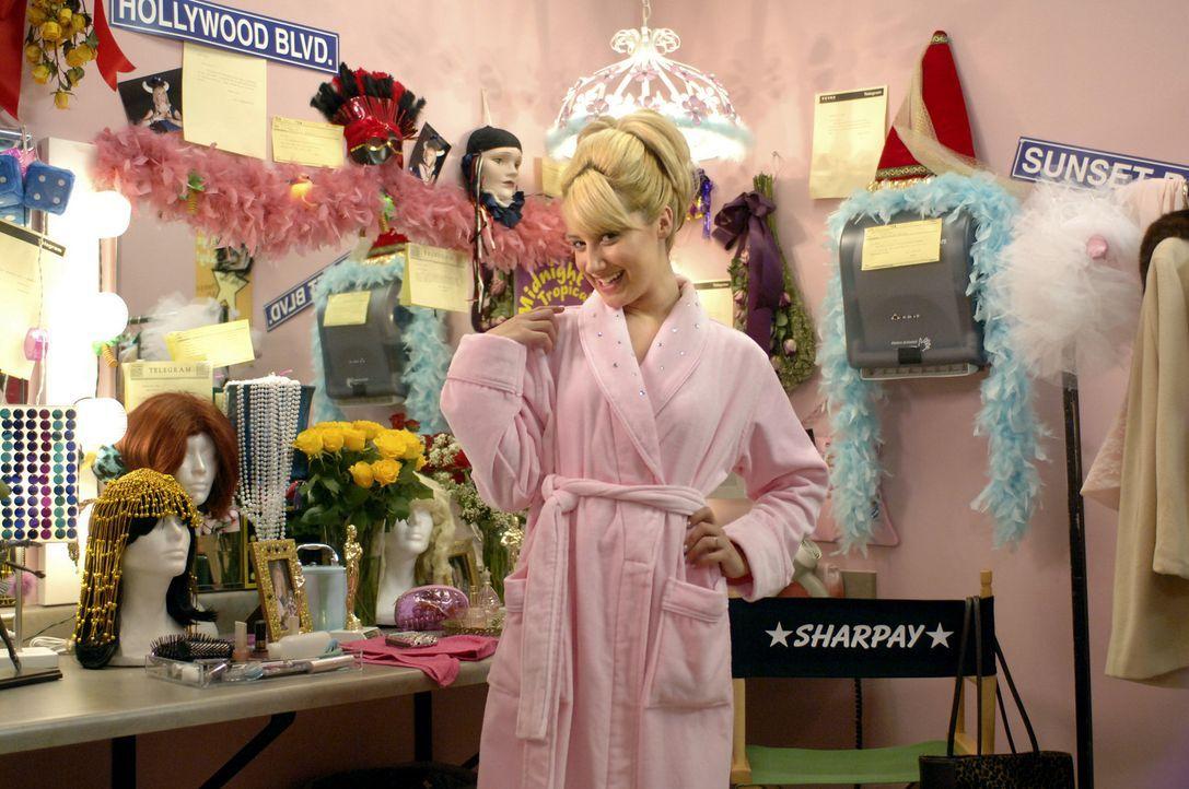 Unternimmt alles, um Gabriella auszuschalten: Sharpay (Ashley Tisdale) ... - Bildquelle: The Disney Channel