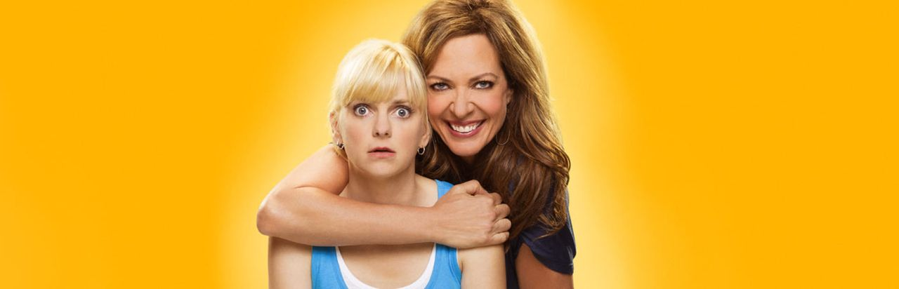 (6. Staffel) - Mom - Artwork - Bildquelle: Warner Bros.