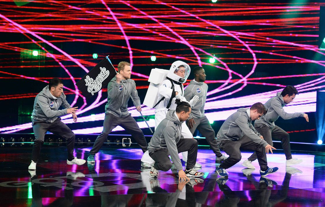 Got-To-Dance-The-Ruggeds-09-SAT1-ProSieben-Willi-Weber - Bildquelle: SAT.1/ProSieben/Willi Weber