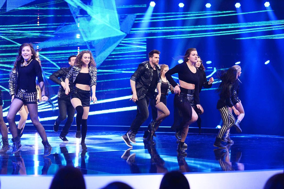 Got-To-Dance-Diced13-11-SAT1-ProSieben-Willi-Weber - Bildquelle: SAT.1/ProSieben/Willi Weber