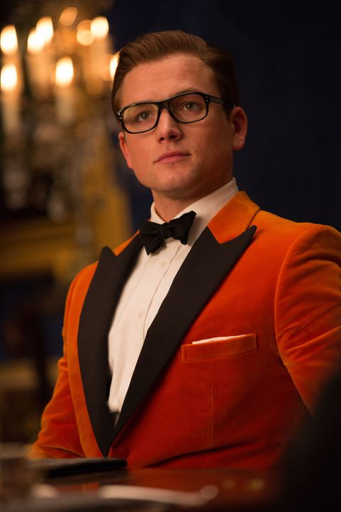 Eggsy (Taron Egerton) - Bildquelle: Giles Keyte 2017 Twentieth Century Fox Film Corporation. All rights reserved. / Giles Keyte