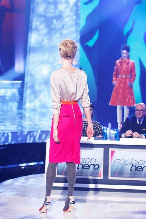 Fashion-Hero-Epi03-Gewinneroutfits-Yvonne-Warmbier-Karstadt-02-Richard-Huebner - Bildquelle: Richard Huebner