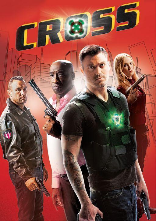 Cross - Artwork - Bildquelle: 2011 Cross Entertainment, LLC. All Rights Reserved.