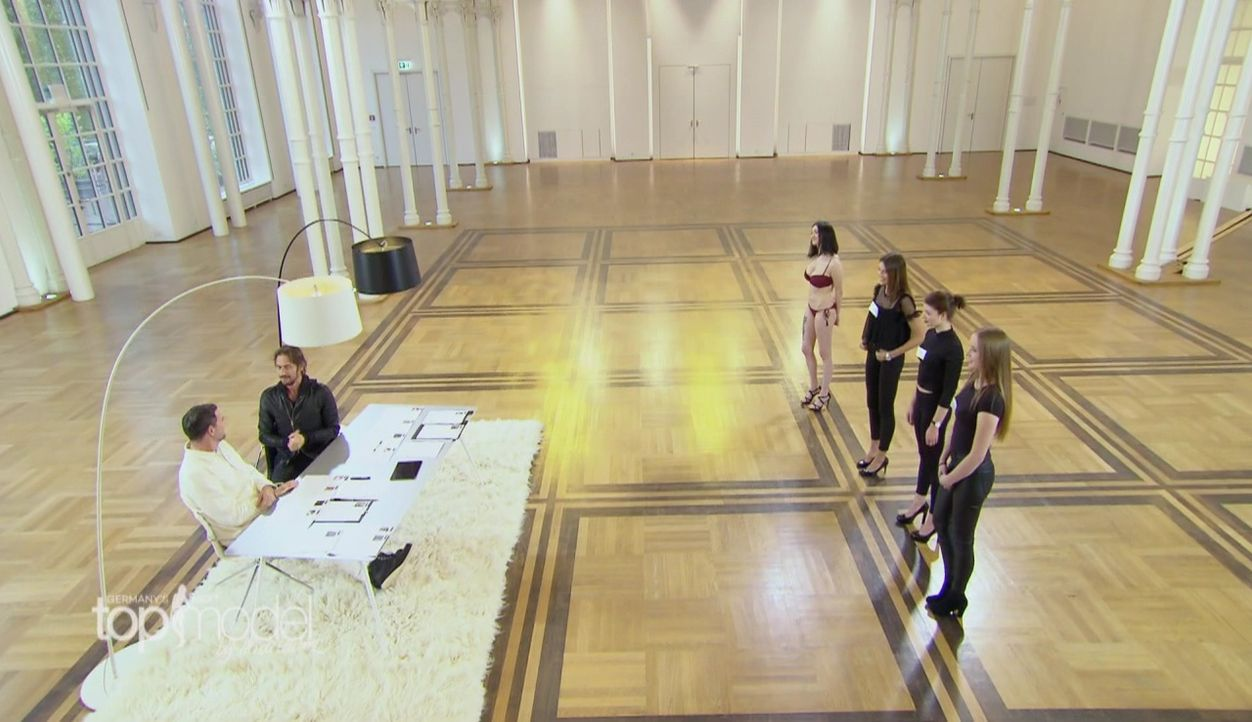 GNTM-S12-Sendung01-49 - Bildquelle: ProSieben