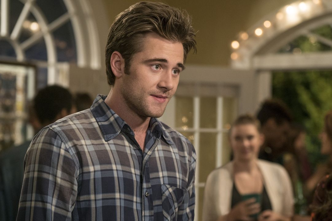 Jack Strong (Luke Benward) - Bildquelle: 2018 Warner Bros. Entertainment Inc. All Rights Reserved.