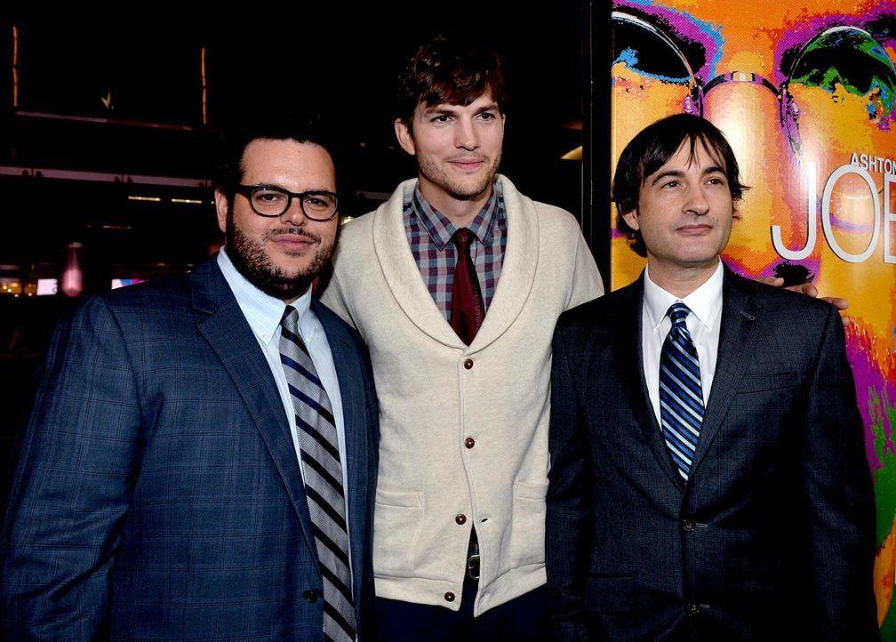 Premiere-Jobs-Josh-Gad-Ashton-Kutcher--Joshua-Michael-Stern-10-getty-AFP.jpg 1700 x 1218 - Bildquelle: getty-AFP