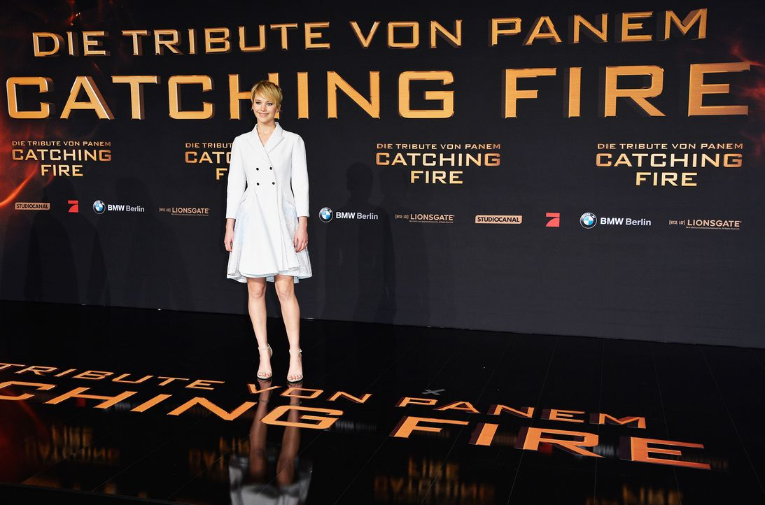 Hunger-Games-Catching-Fire-Deutschland-Premiere-23-AFP - Bildquelle: AFP