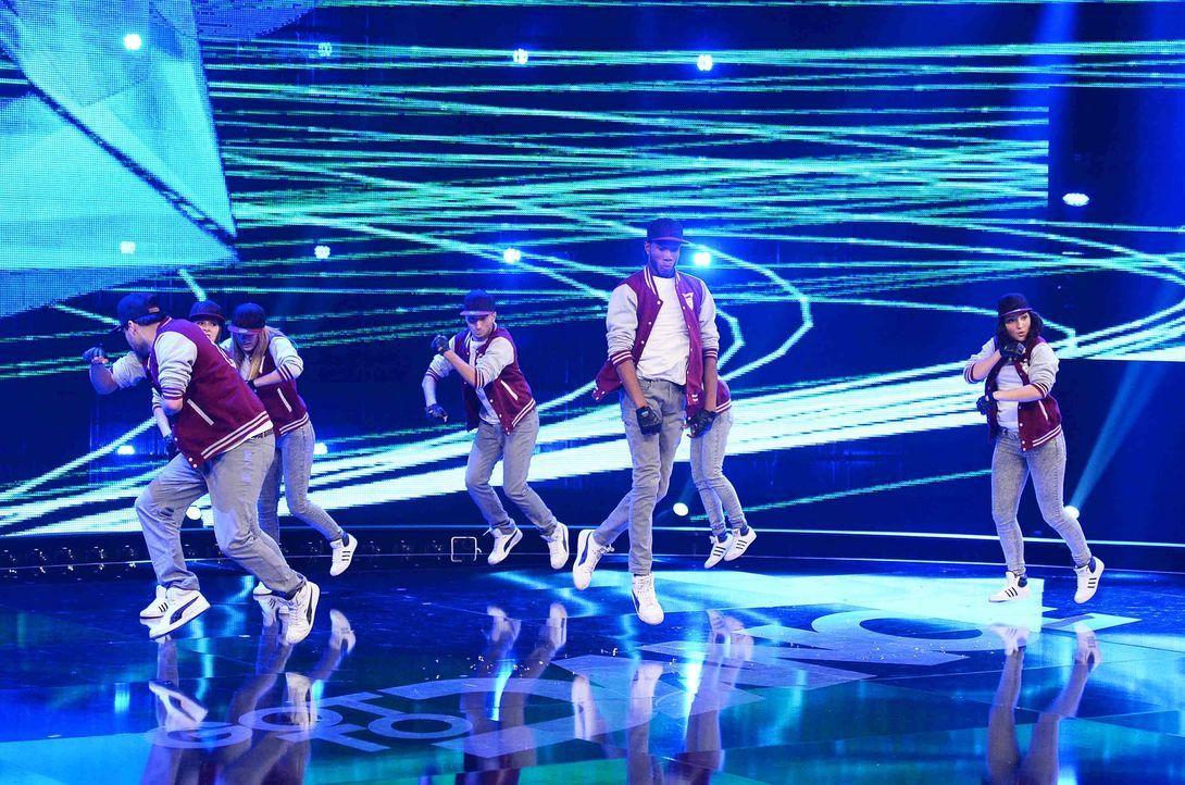 Got-To-Dance-BMB-Crew-13-SAT1-ProSieben-Willi-Weber - Bildquelle: SAT.1/ProSieben/Willi Weber
