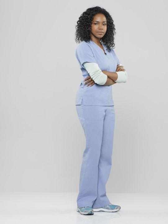 (11. Staffel) - Neue Herausforderungen warten auf Stephanie (Jerrika Hinton) ... - Bildquelle: ABC Studios