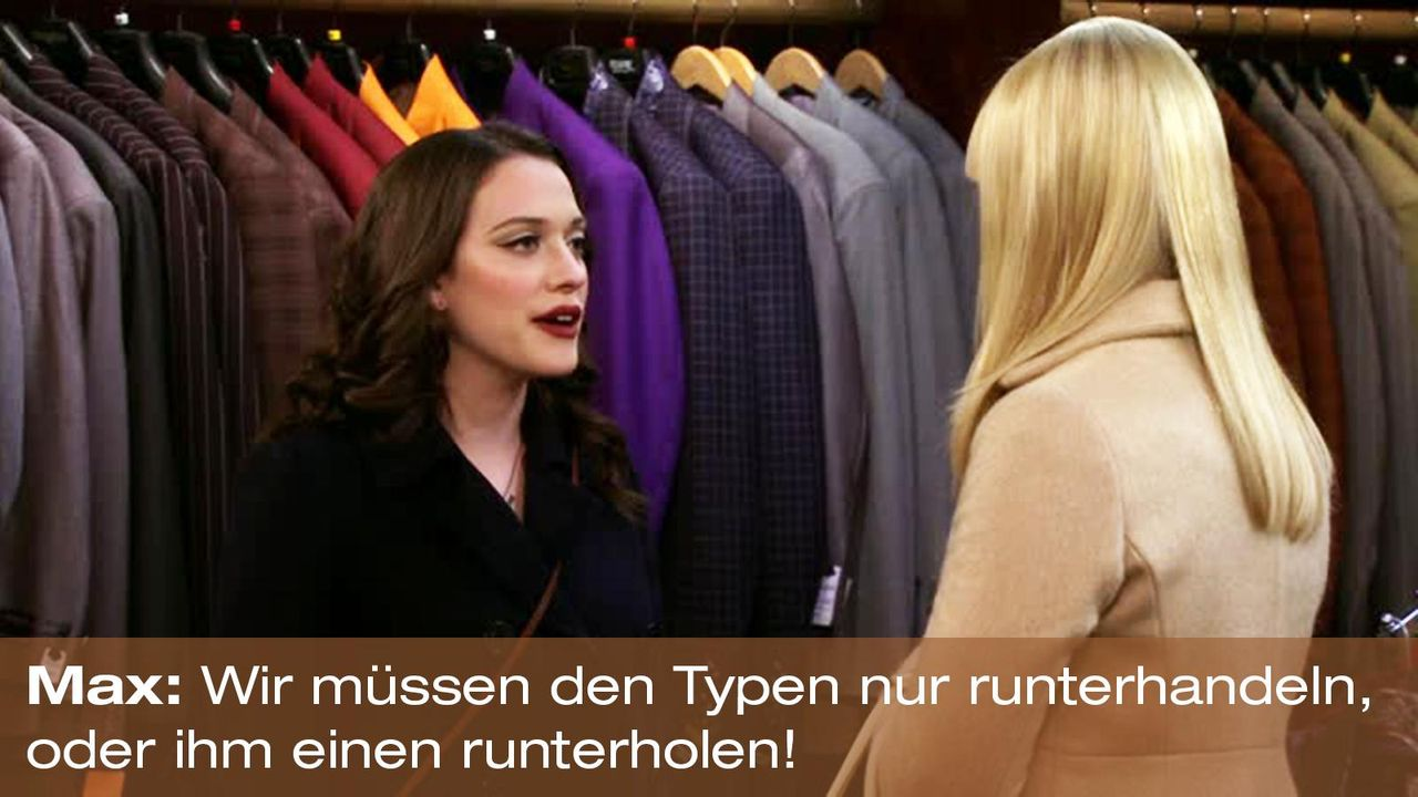 2-broke-girls-zitat-quote-staffel2-episode5-darius-lachexpress-max-runterhandeln-warnerpng 1600 x 900 - Bildquelle: Warner Brothers Entertainment Inc.