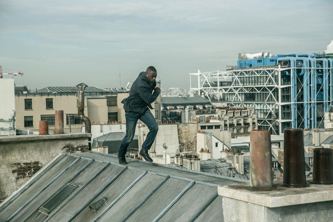 Sean Briar (Idris Elba) - Bildquelle: 2016 STUDIOCANAL S.A. TF1 FILMS PRODUCTION S.A.S. ALL RIGHTS RESERVED.
